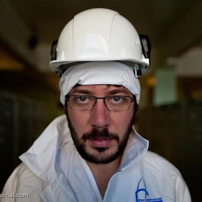 Артемий Лебедев на Билибинской АЭС