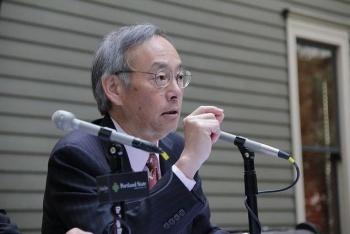 Министр энергетики США Стивен Чу