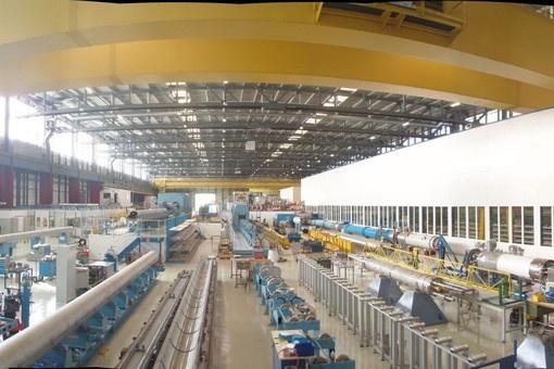 Общий вид Large Magnet Facility - зала, где ведутся работы по апгрейду магнитов, фото CERN
