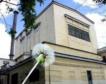 """здание первого реактора ПО """"Маяк"""""""