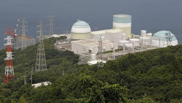 АЭС Иката в Японии
