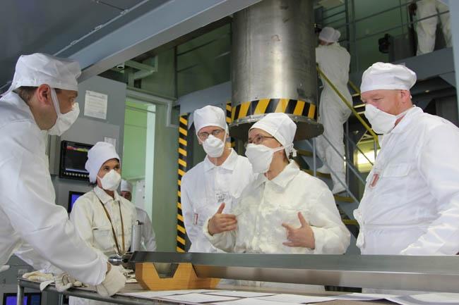 СХК изготовил серию экспериментальных ТВС с нитридным топливом