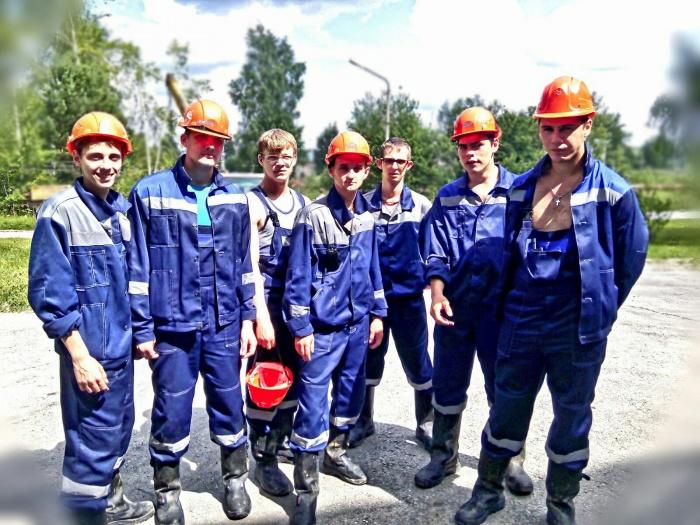 Студенческий стройотряд приступил к работе на атомной стройке в Северске