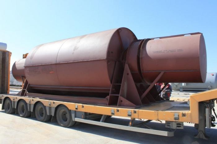 Ротор турбины для второго энергоблока НВАЭС-2