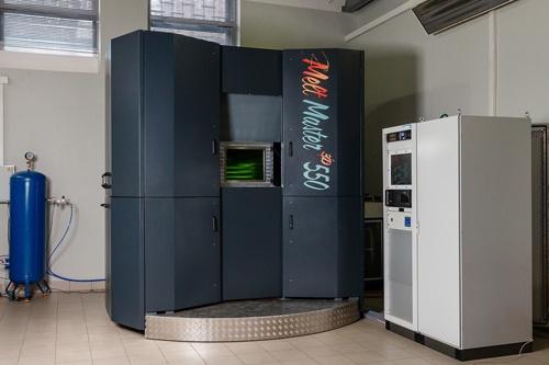 Первый отечественный промышленный 3D-принтер для металлических изделий