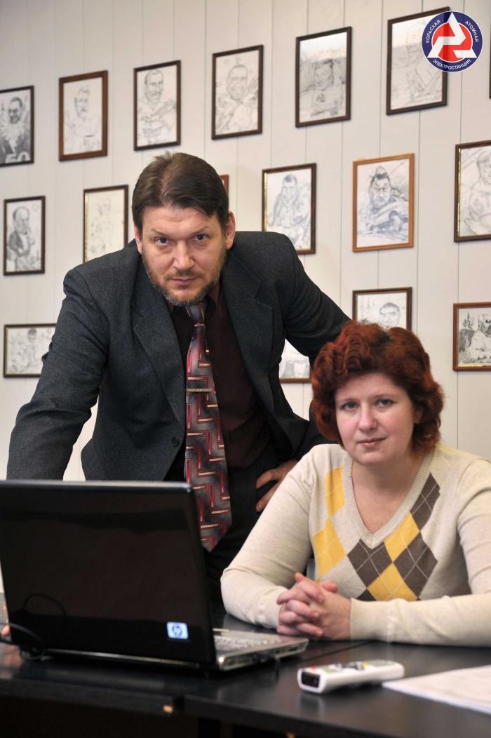 Виталий Онищенко и Валерия Нерушева