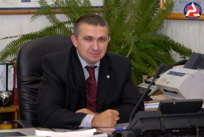 Главный инженер Владимир Матвеев