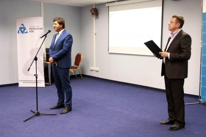 Евгений Никора и Юрий Ерофеев