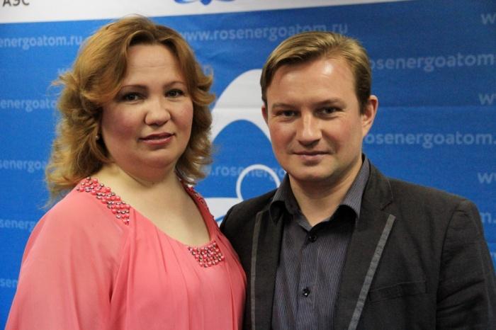 Олеся Громова и Пётр Широбоков