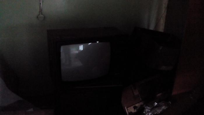 Кладбище ламповых телевизоров