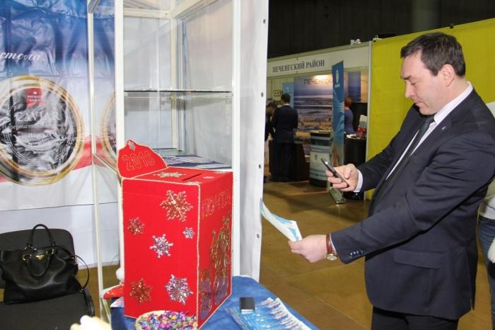 Глава города Максим Пухов написал письмо Деду Морозу
