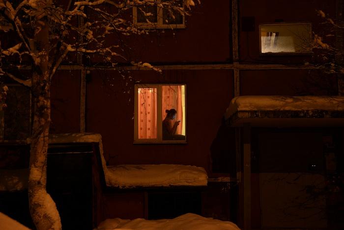 Окно в ночи