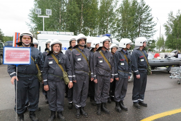 Спасатели Кольской АЭС на КПУ-2014