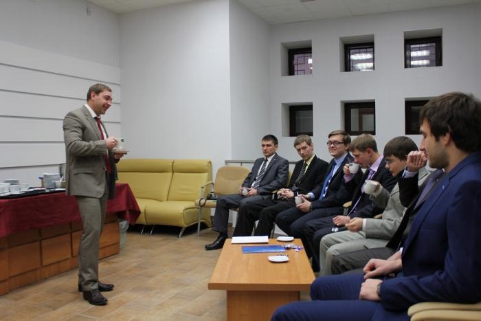 Молодые специалисты Кольской АЭС