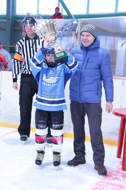 Капитан победителей с Олегом Поповым