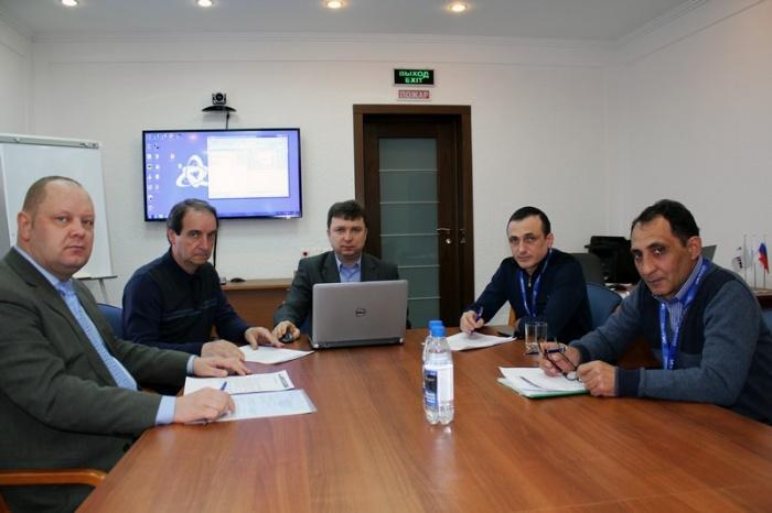Армянские гости на Кольской АЭС