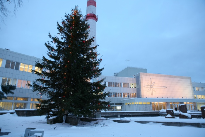 Главное административное здание ЛАЭС