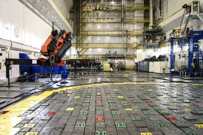 Реактор РБМК, Ленинградская АЭС