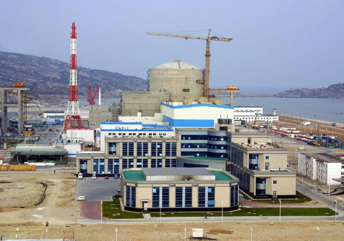 Строительство Тяньваньской АЭС-2