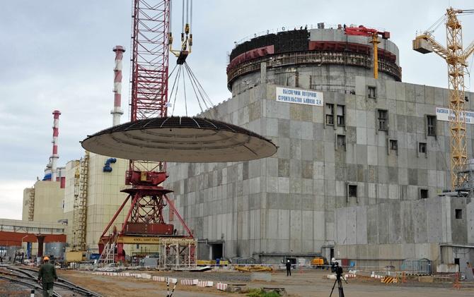 Третий энергоблок Ростовской АЭС