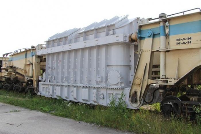 Трансформатор ОРДЦ-533000/330-У1