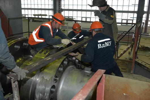 Строительство четвертого энергоблока Ростовской АЭС входит в пиковый период