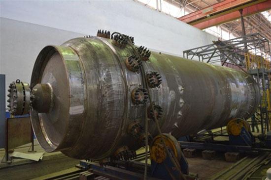 Компенсатор давления для четвертого блока Ростовской АЭС