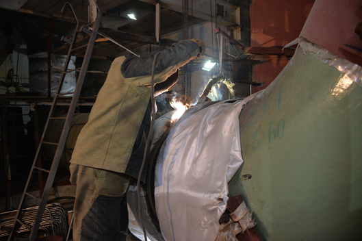 На четвертом энергоблоке Ростовской АЭС сварены все 28 стыков ГЦТ