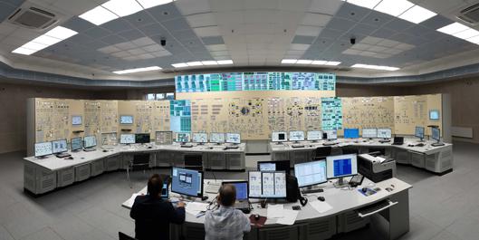 Новый полномасштабный тренажер третьего энергоблока Ростовской АЭС