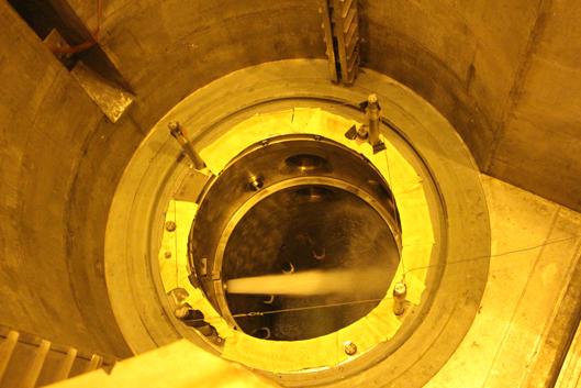 Первый этап пролива технологических систем на открытый реактор первого строящегося блока ЛАЭС