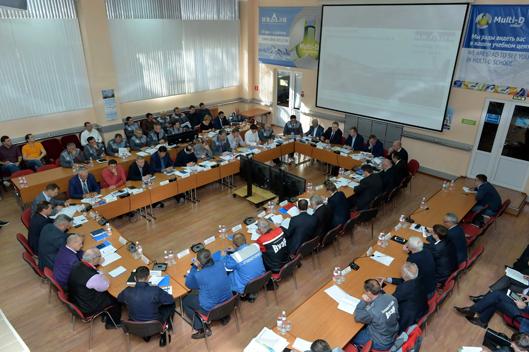 Заседание оперативного штаба по строительству четвертого энергоблока Ростовской АЭС