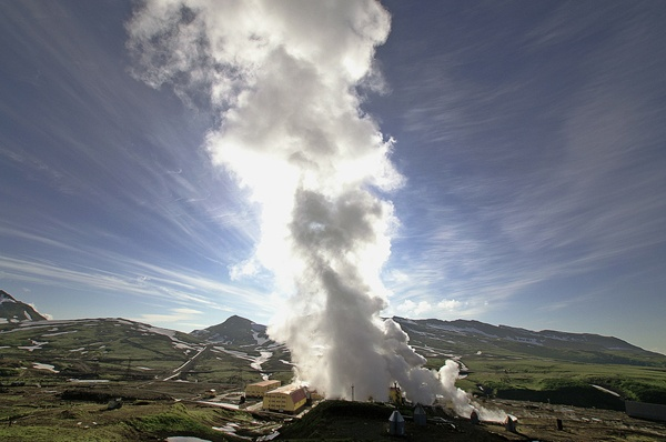 Верхне-Мутновская геотермальная станция