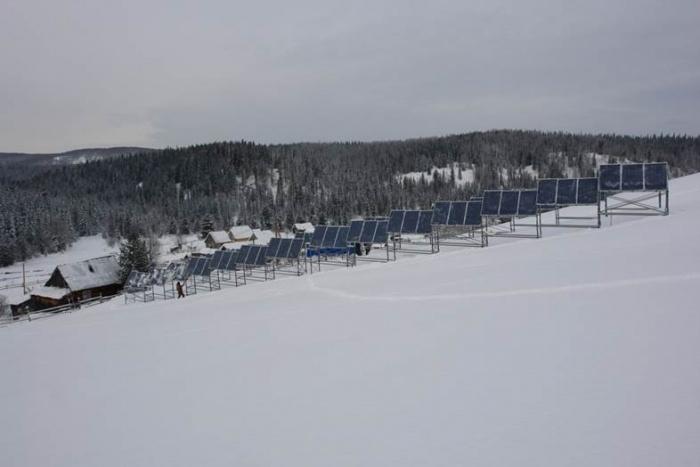 СЭС в селе Эльбеза, фото www.liotech.ru
