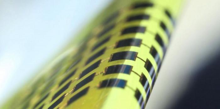Разработка южнокорейских ученых - тонкие и гибкие фотоэлементы