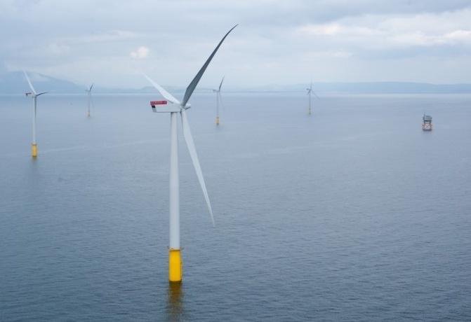 Ветряная электростанция Hornsea Project One