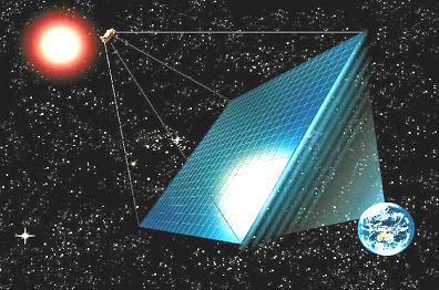 Концепция SSPS компании J Space Systems по получению энергии из космоса
