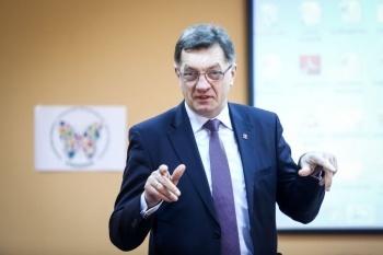премьер-министр Литвы Альгирдас Буткявичюс