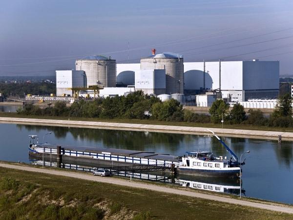 АЭС Фессенхайм