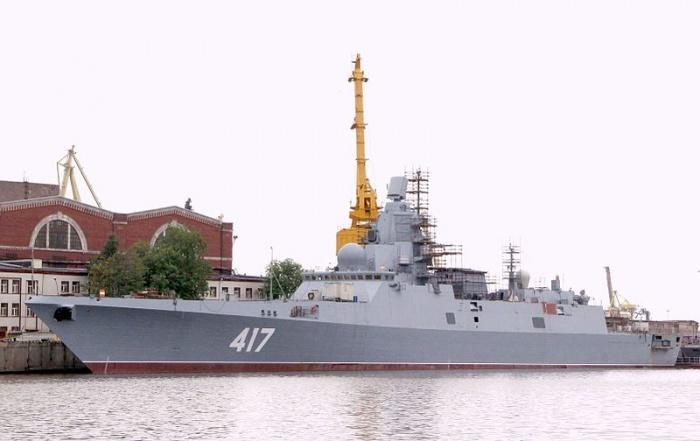 Адмирал флота Советского Союза Горшков, ru.wikipedia.org