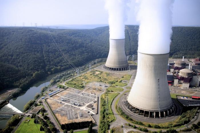 АЭС Шо, Франция