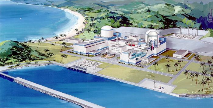 Проект АЭС Ниньтхуан-1