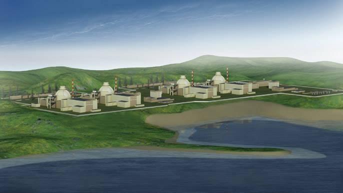 АЭС Аккую