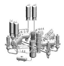 Проект реакторной установки большой мощности ВВЭР-1200