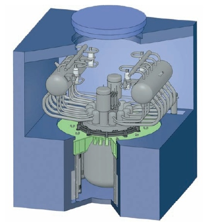 Реакторная установка СВБР-100