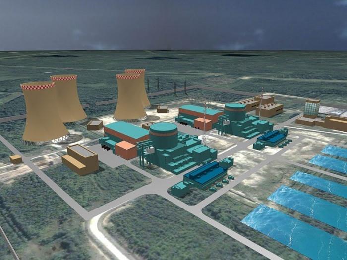 Модель АЭС-2006