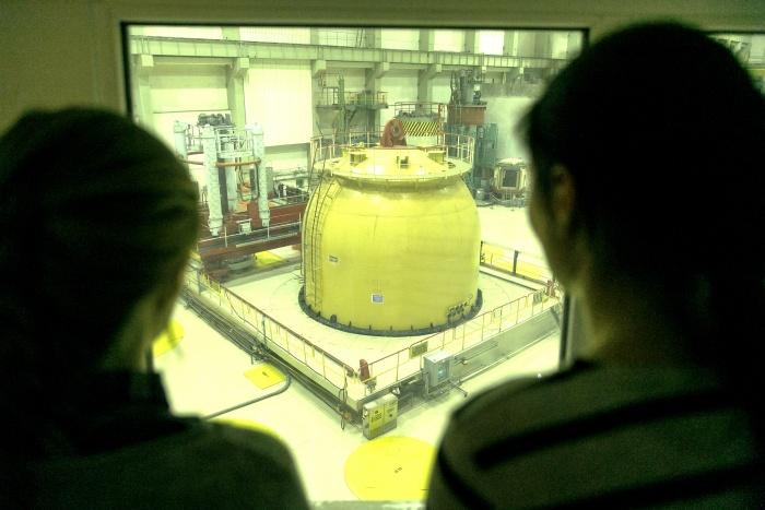 Белорусские атомщики перенимают опыт российских коллег (Нововоронежская АЭ