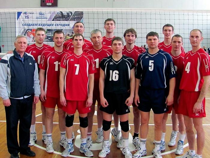Команда ЭХЗ, 2011 год