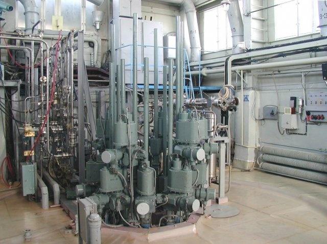 Реактор ИГР