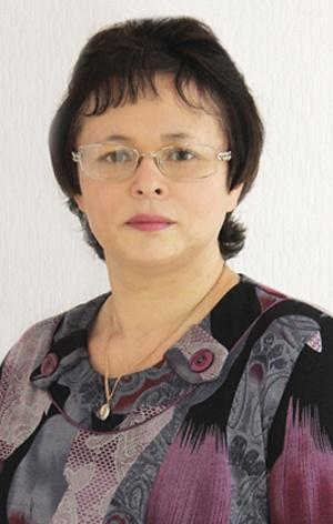 Марина Шиндина