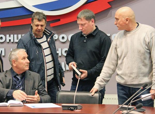 Производственное совещание по подготовке к ремонту энергоблока №1